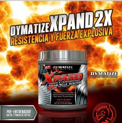 Dymatize Xpand 2X