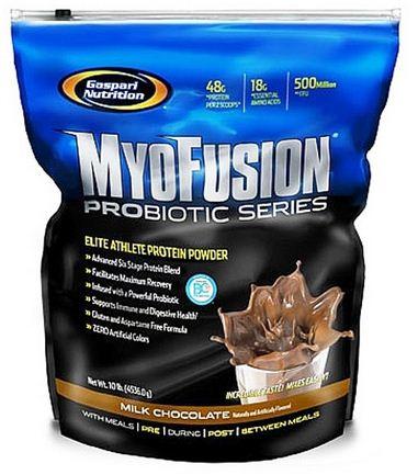 Gaspari MyoFusion Probiotic Series