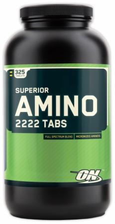 Optimum Nutrition Amino 2222 325 Tablet